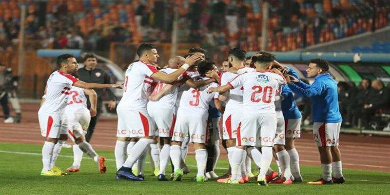 نتيجة مباراة الزمالك واسوان مع ملخص اهداف المباراة اليوم في الدوري