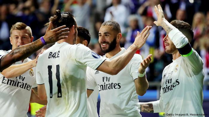 صورة نتيجة مباراة ريال مدريد وأوساسونا مع ملخص اهداف المباراة اليوم في الدوري الإسباني