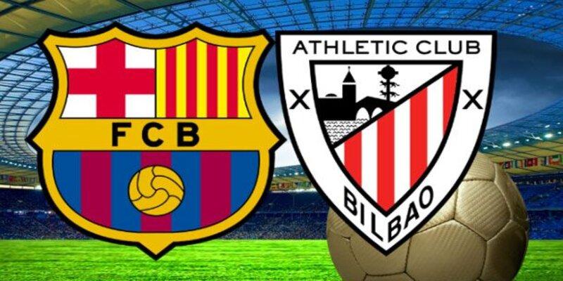 القنوات الناقلة لمباراة برشلونة واتلتيك بيلباو مع موعد المباراة اليوم في كأس ملك إسبانيا