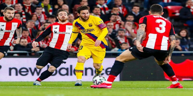 نتيجة مباراة برشلونة وريال بيتيس مع اهداف المباراة اليوم في الدوري الإسباني