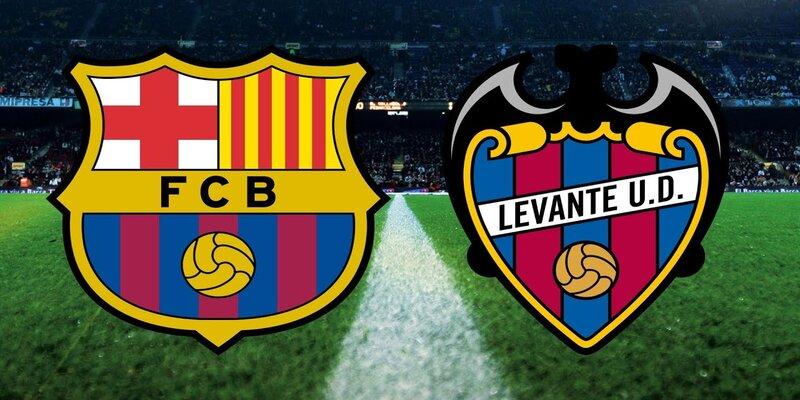 القنوات الناقلة لمباراة برشلونة وليفانتي مع موعد المباراة اليوم في الدوري الاسباني