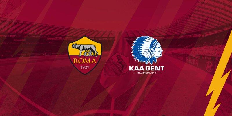 صورة القنوات الناقلة لمباراة روما وجينت مع موعد المباراة اليوم في الدوري الأوروبي