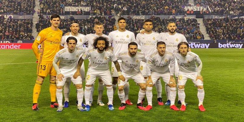 صورة نتيجة مباراة ريال مدريد وليفانتي مع ملخص اهداف المباراة اليوم في الدوري الاسباني