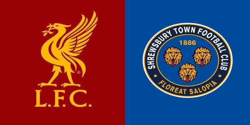 القنوات الناقلة لمباراة ليفربول وشروسبري تاون اليوم مع موعد المباراة في كاس الاتحاد الانجليزي