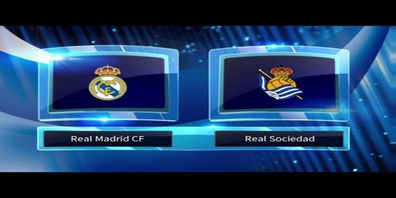 القنوات الناقلة لمباراة ريال مدريد وريال سوسييداد مع موعد المباراة اليوم في كأس ملك إسبانيا