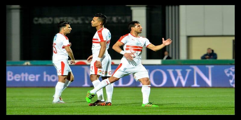 نتيجة مباراة الزمالك والاسماعيلي مع ملخص اهداف المباراة اليوم في الدوري المصري
