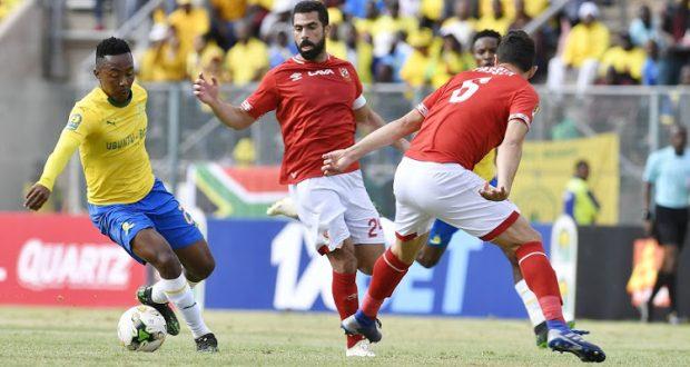 نتيجة مباراة الاهلى وصن داونز مع ملخص اهداف المباراة اليوم في دوري ابطال افريقيا