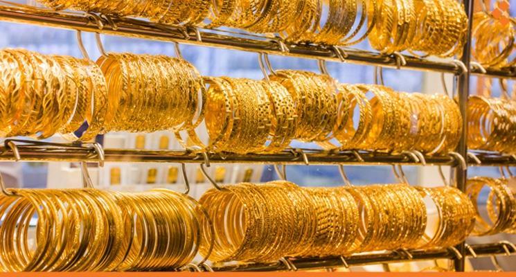 أسعار الذهب في مصر بمحلات الصاغة و السوق المحلي اليوم