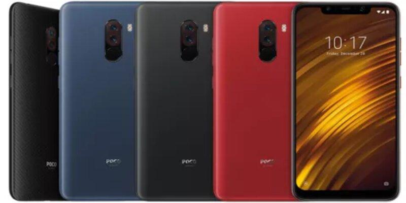 صورة سعر ومواصفات موبايل شاومي بوكوفون Xiaomi Pocophone F1 مع أهم المميزات والعيوب