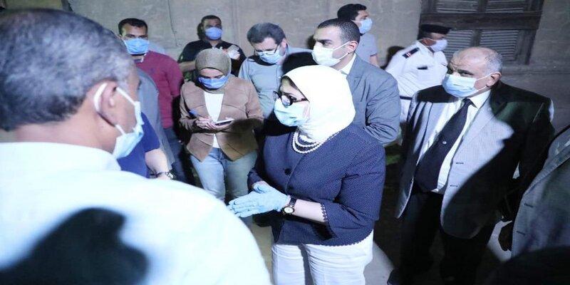 صورة ارقام حالات فيروس كورونا في مصر اليوم الخميس 21-5-2020