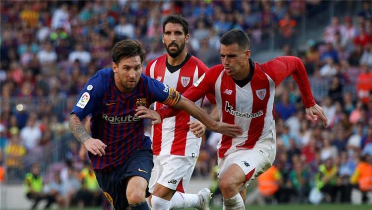 نتيجة مباراة برشلونة وأتلتيك بيلباو اليوم الثلاثاء 23-6-2020 في الدوري الاسباني
