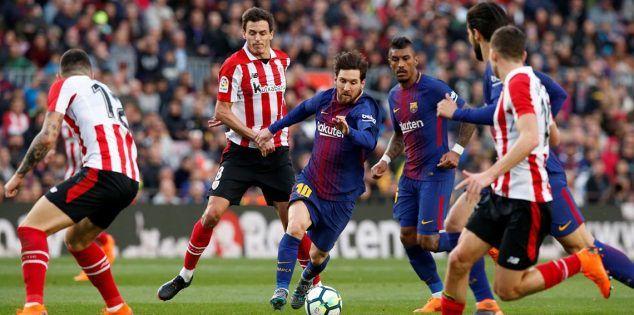 نتيجة مباراة برشلونة وإشبيلية اليوم الجمعة 19-6-2020 في الدوري الاسباني
