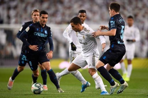 نتيجة مباراة ريال مدريد وريال سوسييداد مع ملخص اهداف المباراة اليوم الاحد 21-6-2020 في الدوري الاسباني