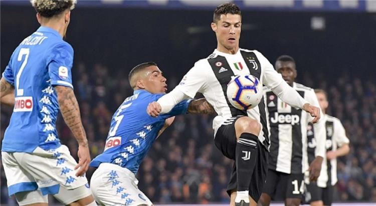نتيجة مباراة يوفنتوس ونابولي اليوم مع ملخص أهداف المباراة فى نهائى كأس إيطاليا