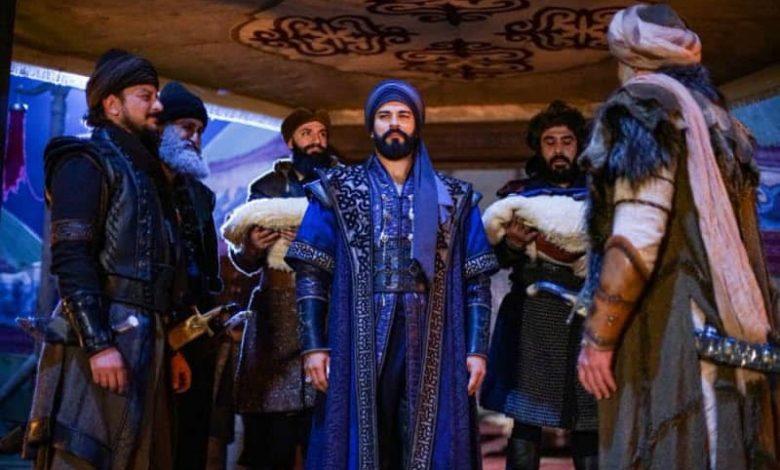 مشاهدة مسلسل قيامة المؤسس عثمان الحلقة 40 مباشر HD عبر تردد قناة atv التركية