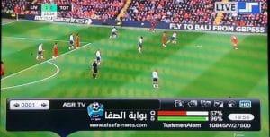 تردد قناة عصر الافغانية Asr TV Afghanistan الجديد على القمر موناكو سات 52.5 شرق