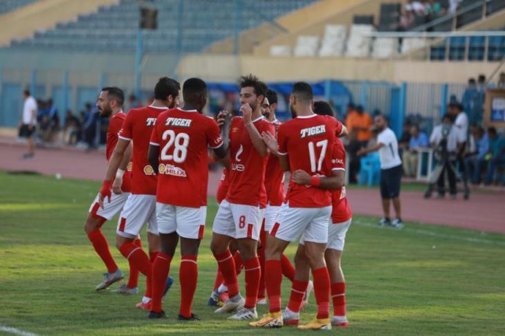 صورة نتيجة مباراة الاهلى والجونة مع اهداف المباراة اليوم الاربعاء 26-8-2020 فى الدورى المصرى