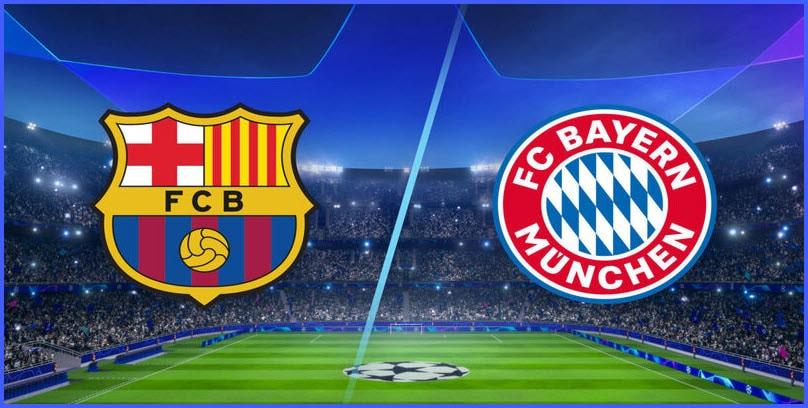 بث مباشر   مشاهدة مباراة برشلونة و بايرن ميونيخ اليوم 2020/08/14 بربع نهائي دوري أبطال أوروبا