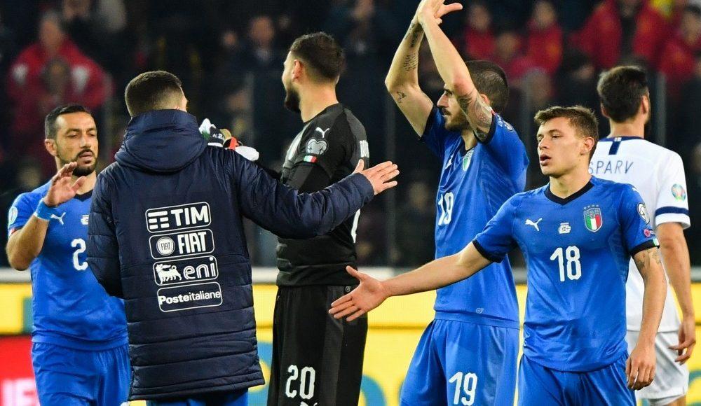 نتيجة مباراة ايطاليا والبوسنة والهرسك مع اهداف المباراة اليوم الجمعة 4-9-2020 فى دورى الامم الاوروبية