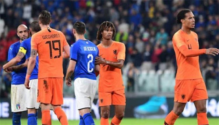 نتيجة مباراة هولندا وايطاليا اليوم الجمعة 7-9-2020