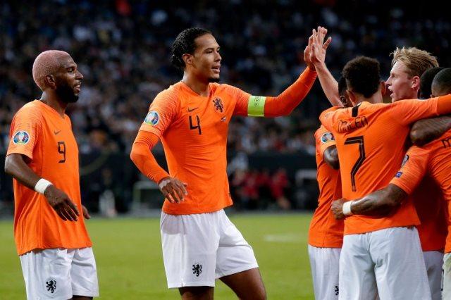 نتيجة مباراة هولندا وبولندا اليوم الجمعة 4-9-2020 مع اهداف المباراة فى دورى الامم الاوروبية