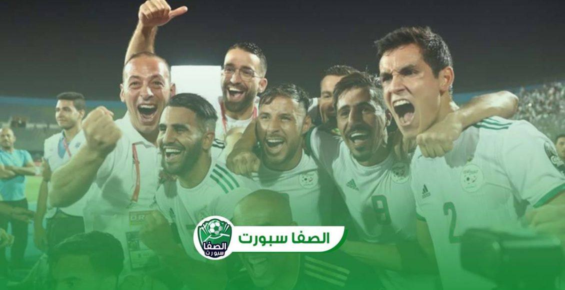 اهداف مباراة الجزائر والمكسيك