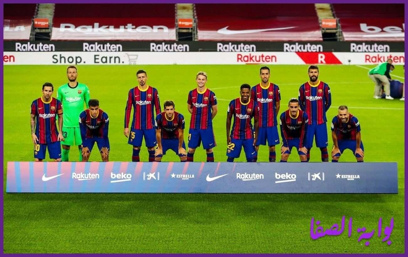 موعد مباراة برشلونة ضد سيلتا فيجو والقنوات الناقلة في الدوري الاسباني