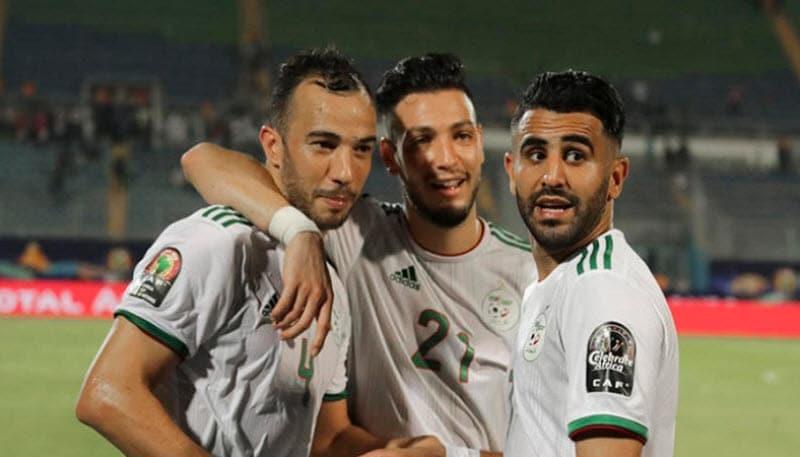 الجزائر لحسم التأهل علي حساب زيمبابوي بالمجموعة الثامنة