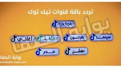 صورة تردد قنوات تيك توك TekTok الجديد 2021 علي النايل سات – قناة تيك توك سينما و دراما وأغاني
