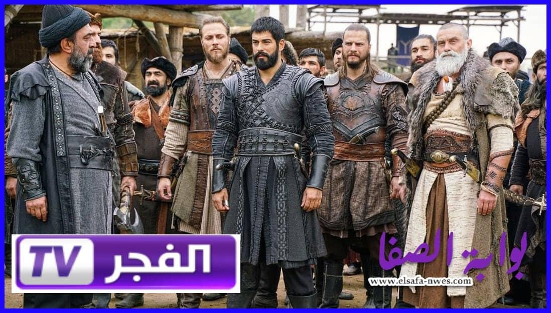 صورة تردد قناة الفجر الجزائرية و موعد عرض مسلسل قيامة المؤسس عثمان الحلقة 35 مترجم