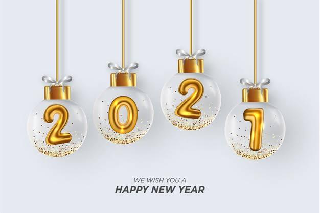 أقوي رسائل تهنئة ليلة رأس السنة الجديدة 2021 مع عبارات وكلمات تهنئة بالعام الجديد