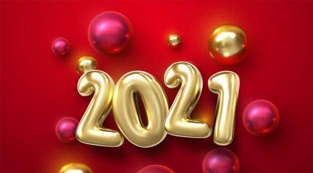 أجمل صور رسائل تهنئة العام الجديد وأقوي عبارات التهاني رأس السنة الميلادية الجديدة 2021