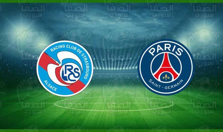 موعد و القنوات المفتوحة الناقلة مباراة باريس سان جيرمان وستراسبورج اليوم في الدورى الفرنسي
