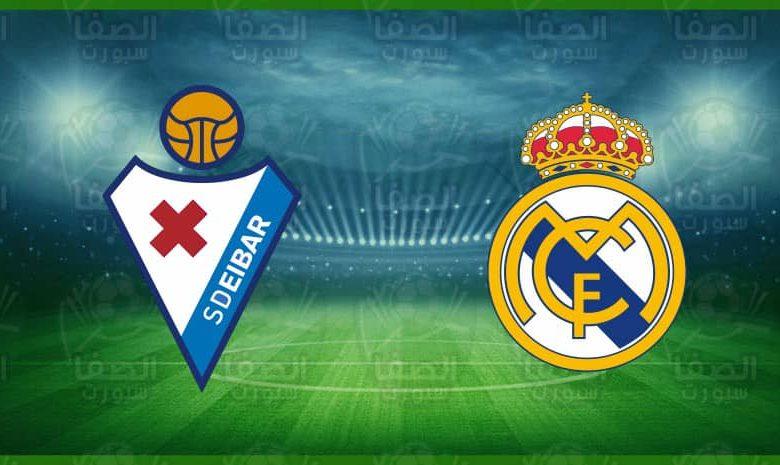 موعد و القنوات المفتوحة الناقلة مباراة ريال مدريد وإيبار اليوم في الدوري الاسباني