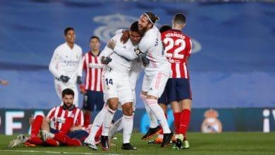 صورة نتيجة مباراة ريال مدريد و أتلتيكو مدريد اليوم في الدوري الاسباني … الملكي ينتصر