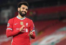 صورة محمد صلاح أفضل لاعب عربي فى استفتاء روسيا اليوم
