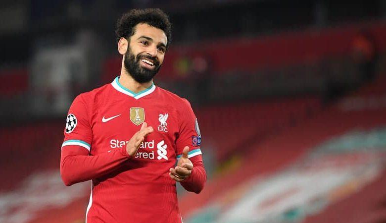 محمد صلاح أفضل لاعب عربي فى استفتاء روسيا اليوم