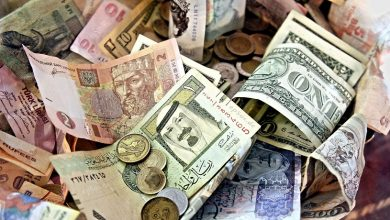 صورة سعر الريال السعودي و الدينار الكويتي اليوم و أسعار العملات العربية في مصر الاثنين 1-3-2021