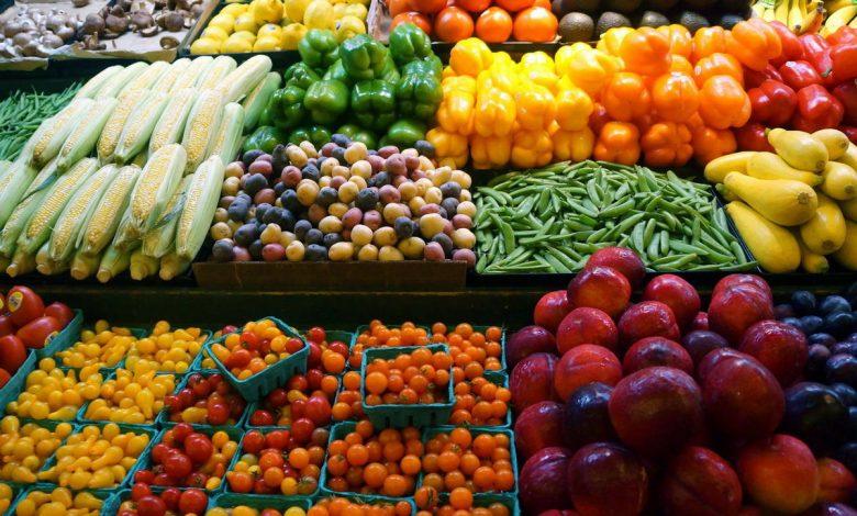 أسعار الخضار والفاكهة واللحوم والأسماك والدواجن السبت 27-2-2021