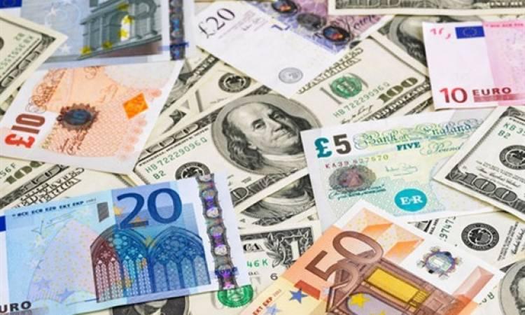 أسعار العملات الأجنبية في مصر اليوم الثلاثاء 23-2-2021