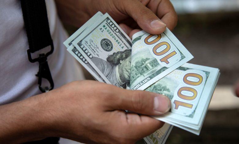 سعر الدولار اليوم في البنوك المصرية والسوق الموازي الاحد 21-2-2021