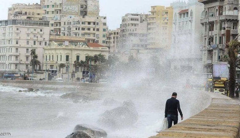 حقيقة تعرض مصر لـ«عاصفة القرش» غدا الثلاثاء