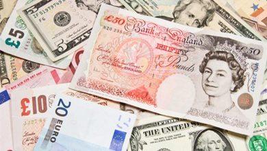 صورة أسعار العملات الأجنبية في مصر اليوم الخميس 25-2-2021