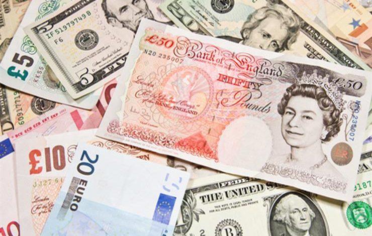 أسعار العملات الأجنبية في مصر اليوم الخميس 25-2-2021