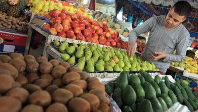صورة أسعار الخضار والفاكهة واللحوم والأسماك والدواجن الاثنين 1-3-2021