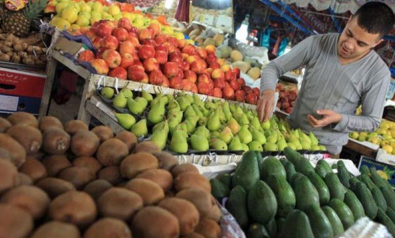 أسعار الخضار والفاكهة واللحوم والأسماك والدواجن الاثنين 1-3-2021
