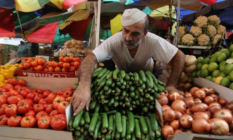 أسعار الخضار والفاكهة واللحوم والأسماك والدواجن اليوم