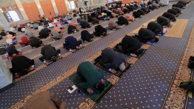 صورة ضوابط إقامة صلاة التراويح بالمساجد فى رمضان 2021