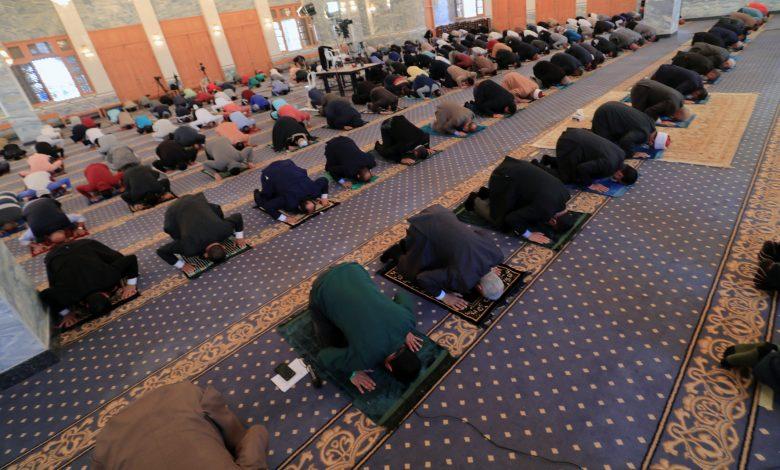 ضوابط إقامة صلاة التراويح بالمساجد فى رمضان 2021
