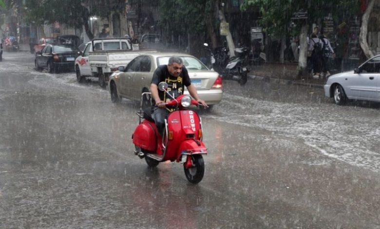 أمطار شديدة ورياح.. الأرصاد تحذر من طقس سيئ يضرب مصر غدًا